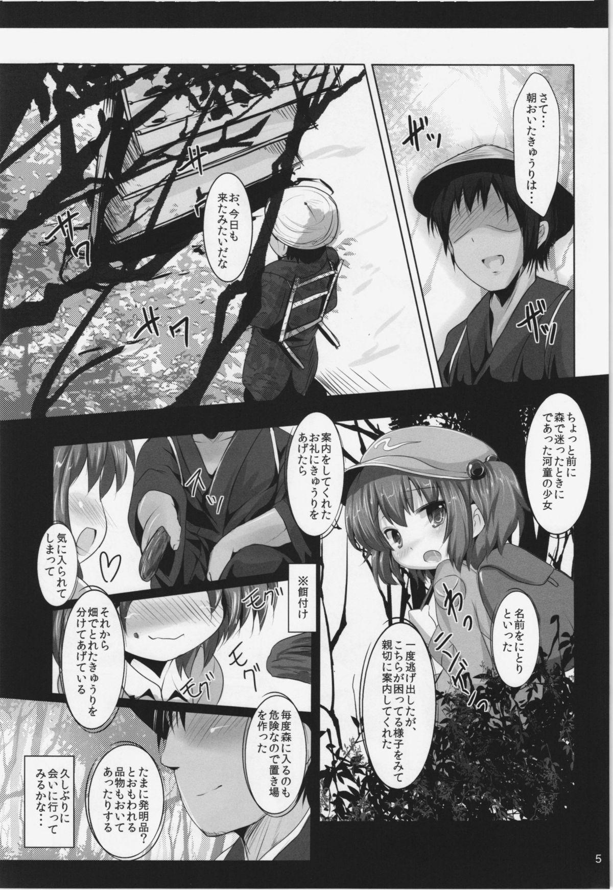 Kappa no Seitai 4