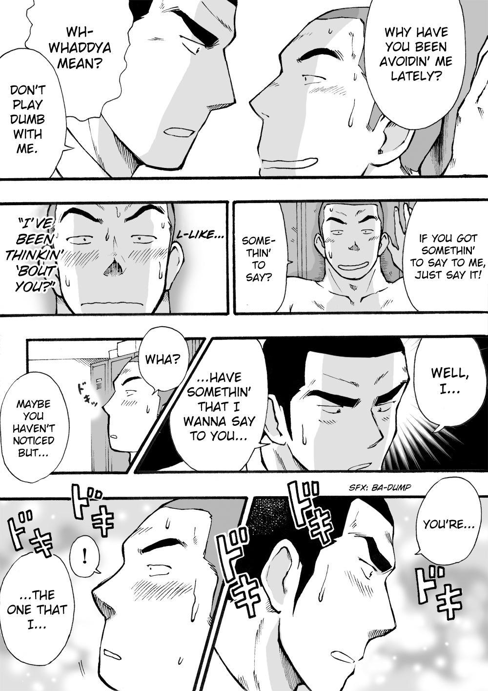 [Akahachi] Motemote Yakyuubu Otoko [Kouhen] | Popular Baseball Club Boys (Part Two) [English] [Papatez] 12