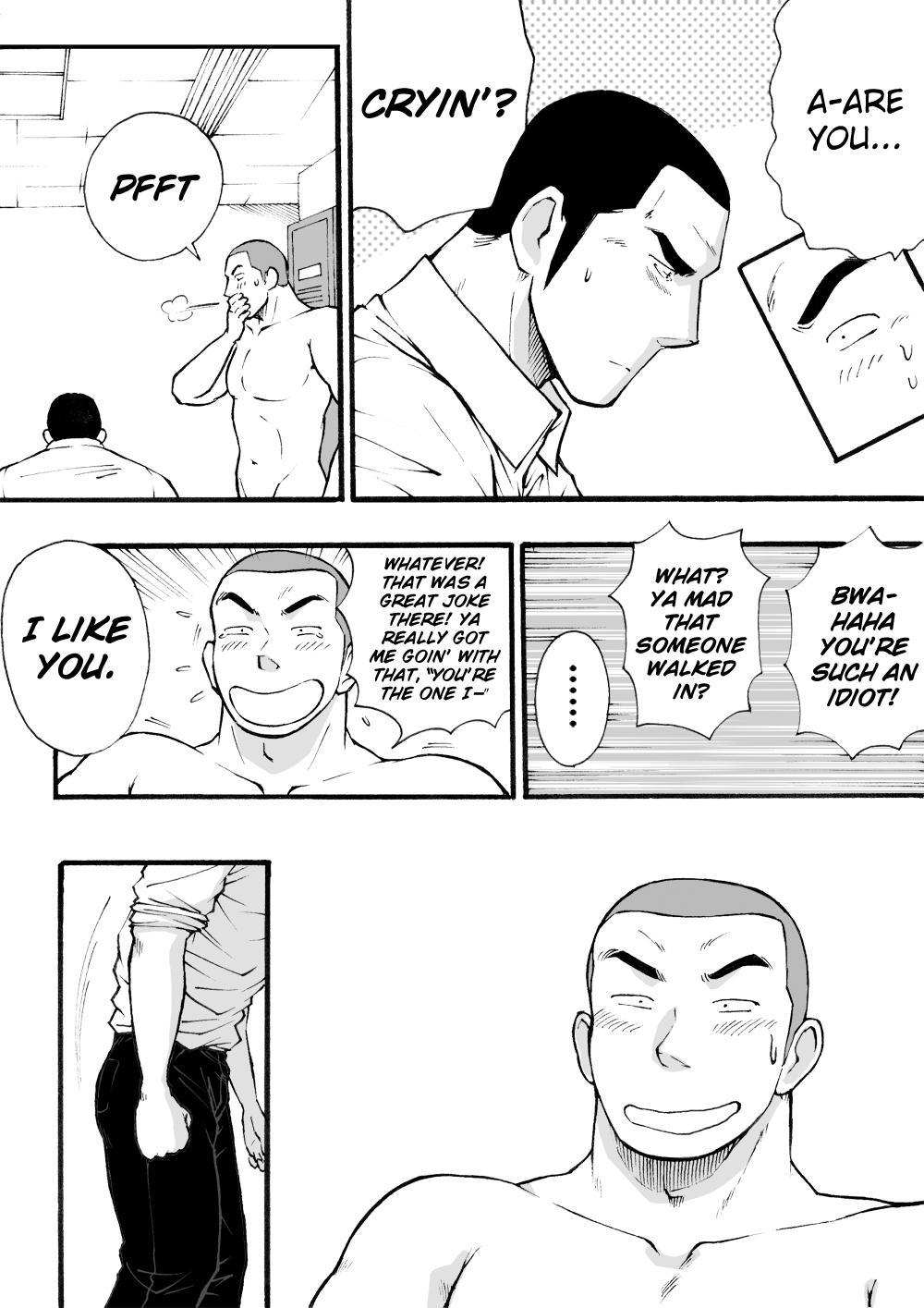 [Akahachi] Motemote Yakyuubu Otoko [Kouhen] | Popular Baseball Club Boys (Part Two) [English] [Papatez] 18