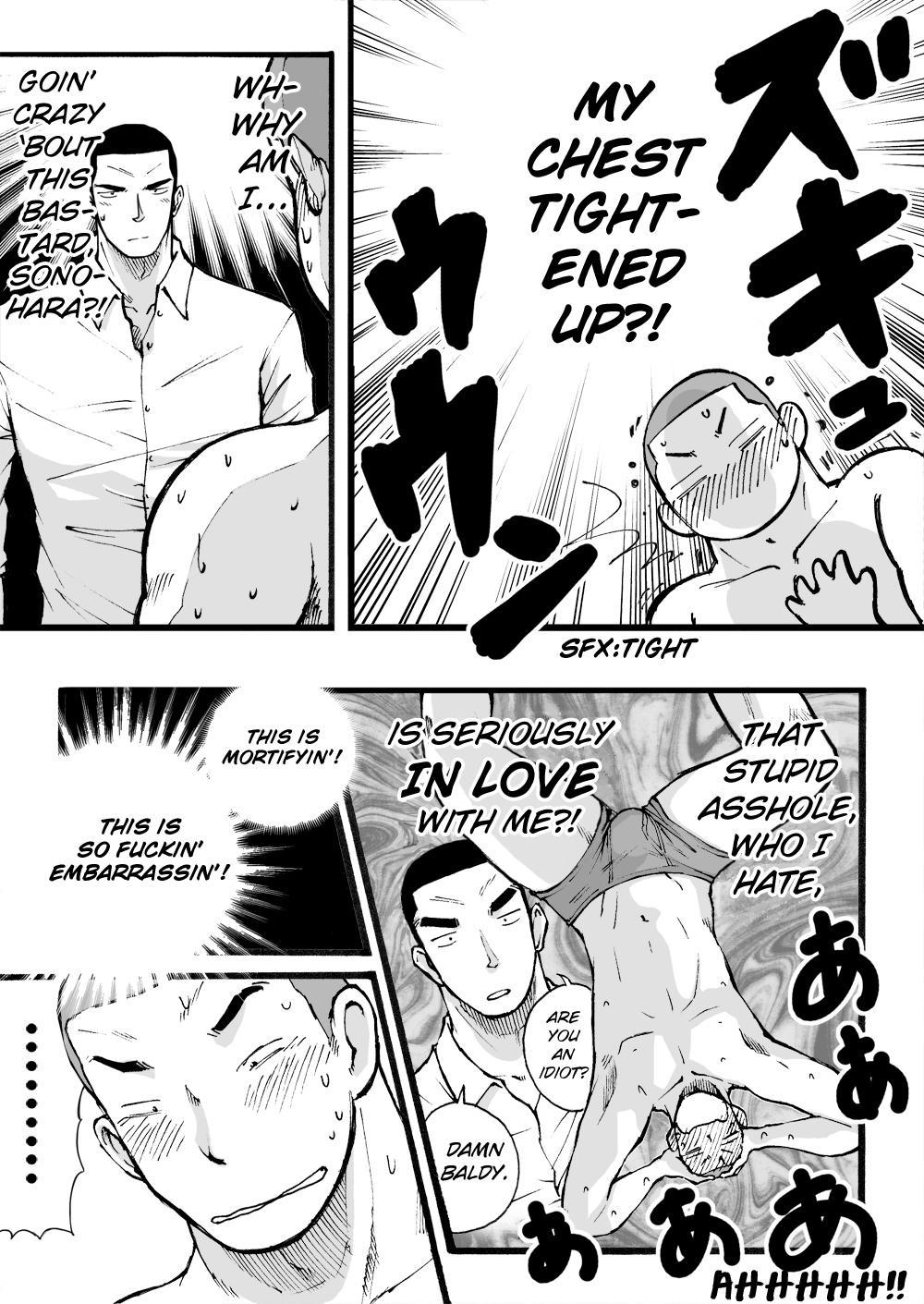 [Akahachi] Motemote Yakyuubu Otoko [Kouhen] | Popular Baseball Club Boys (Part Two) [English] [Papatez] 20