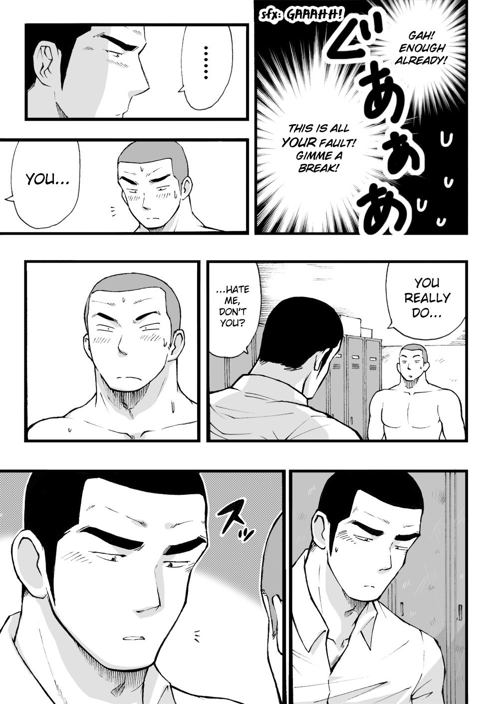 [Akahachi] Motemote Yakyuubu Otoko [Kouhen] | Popular Baseball Club Boys (Part Two) [English] [Papatez] 22