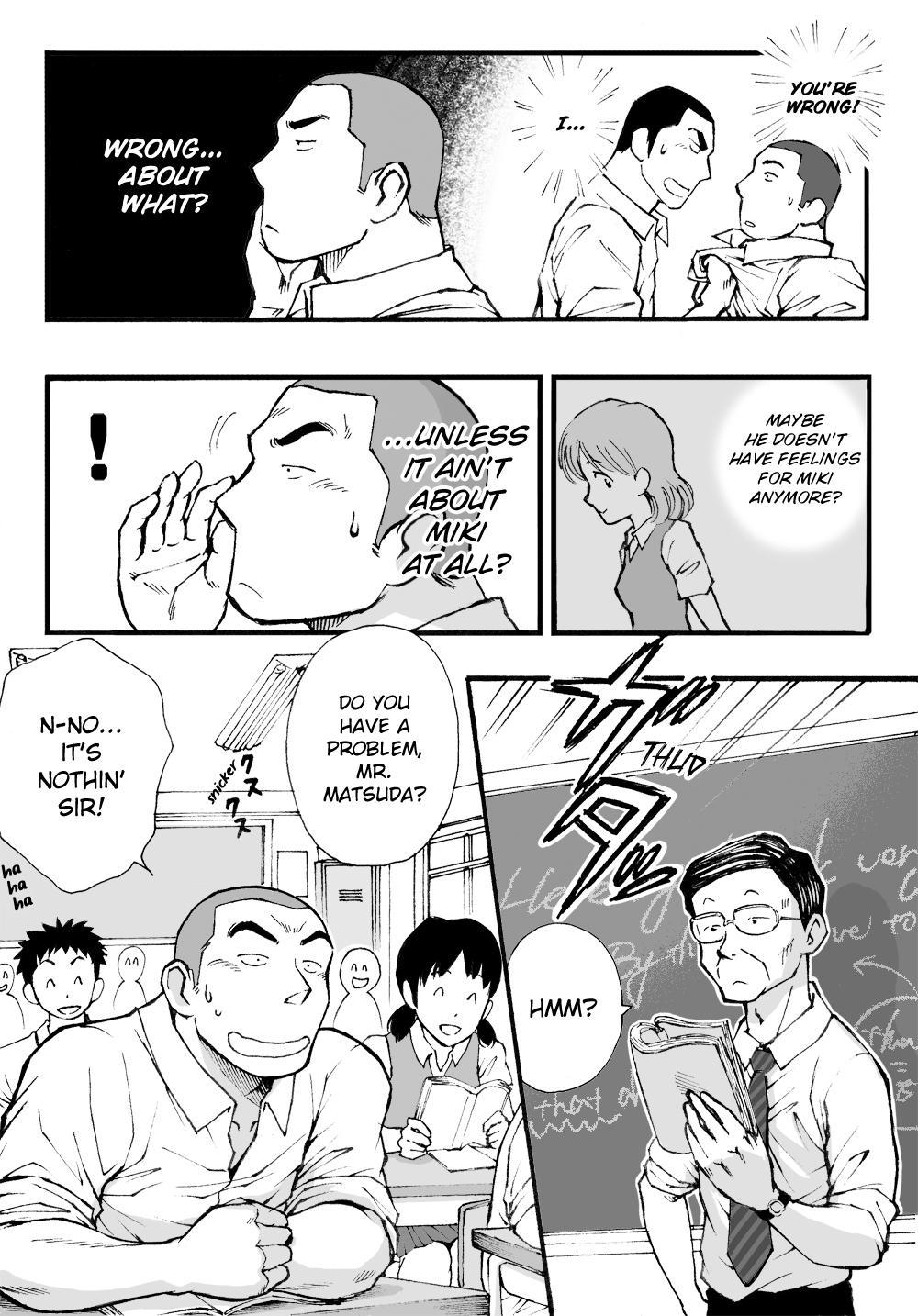 [Akahachi] Motemote Yakyuubu Otoko [Kouhen] | Popular Baseball Club Boys (Part Two) [English] [Papatez] 2