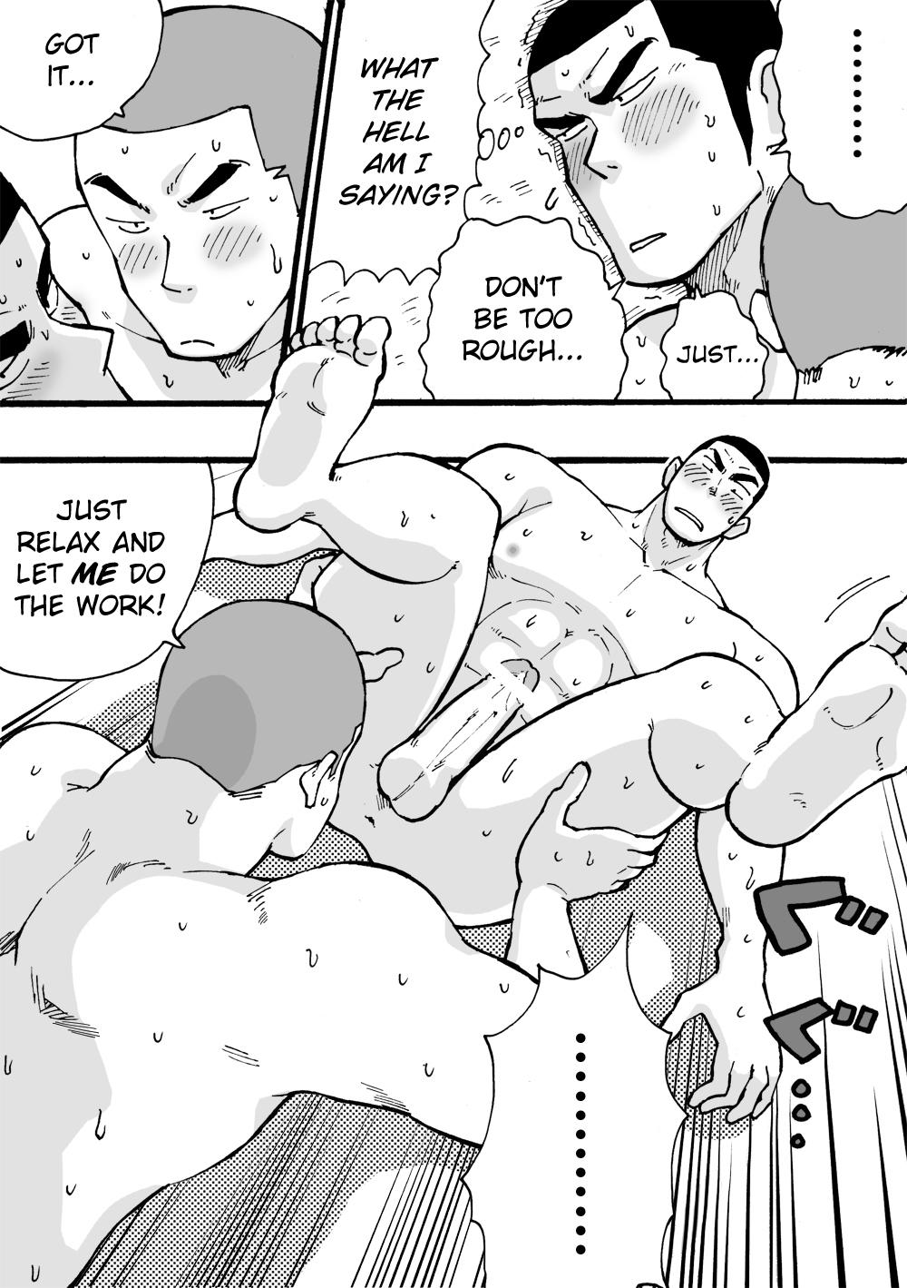 [Akahachi] Motemote Yakyuubu Otoko [Kouhen] | Popular Baseball Club Boys (Part Two) [English] [Papatez] 35