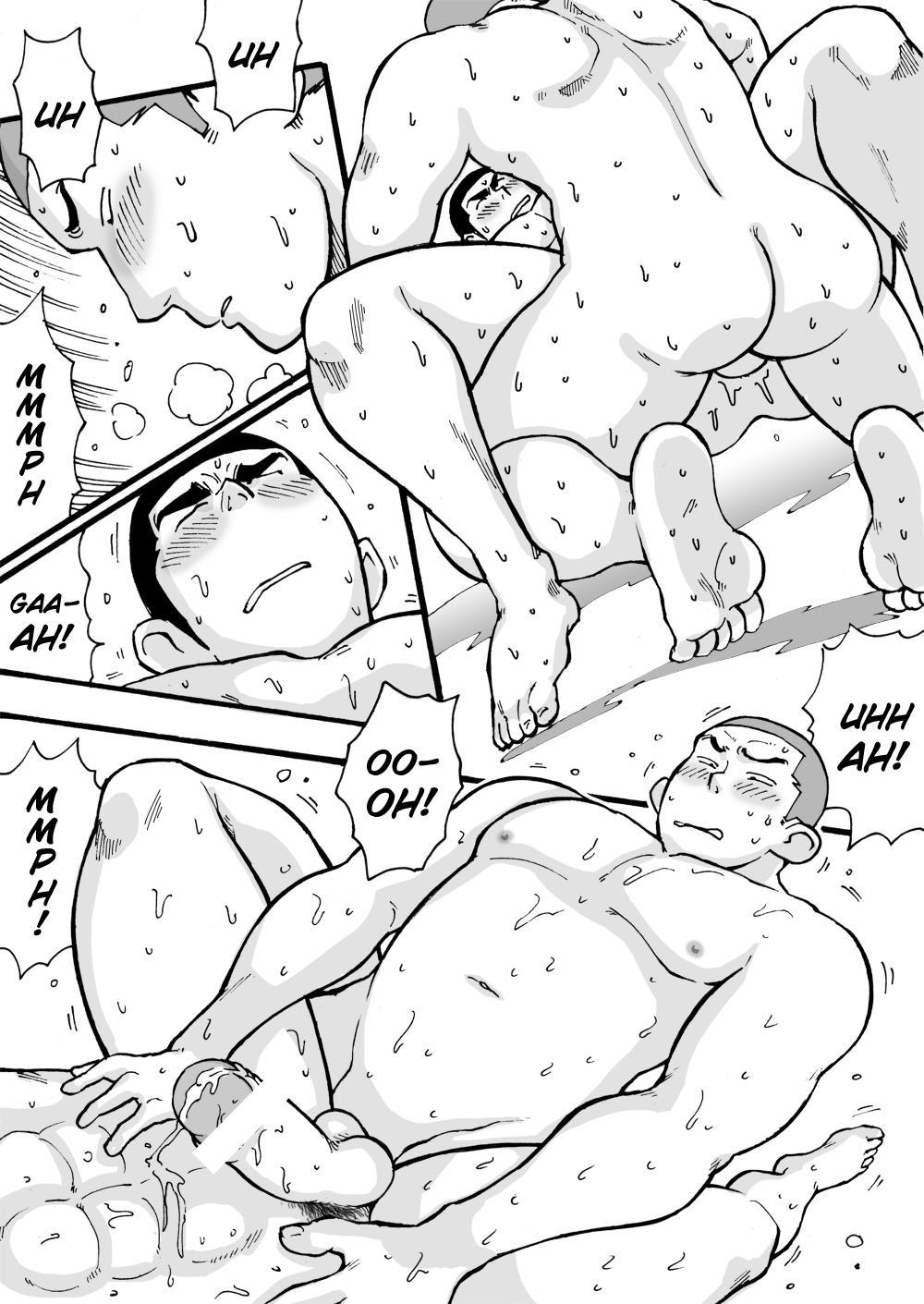 [Akahachi] Motemote Yakyuubu Otoko [Kouhen] | Popular Baseball Club Boys (Part Two) [English] [Papatez] 38