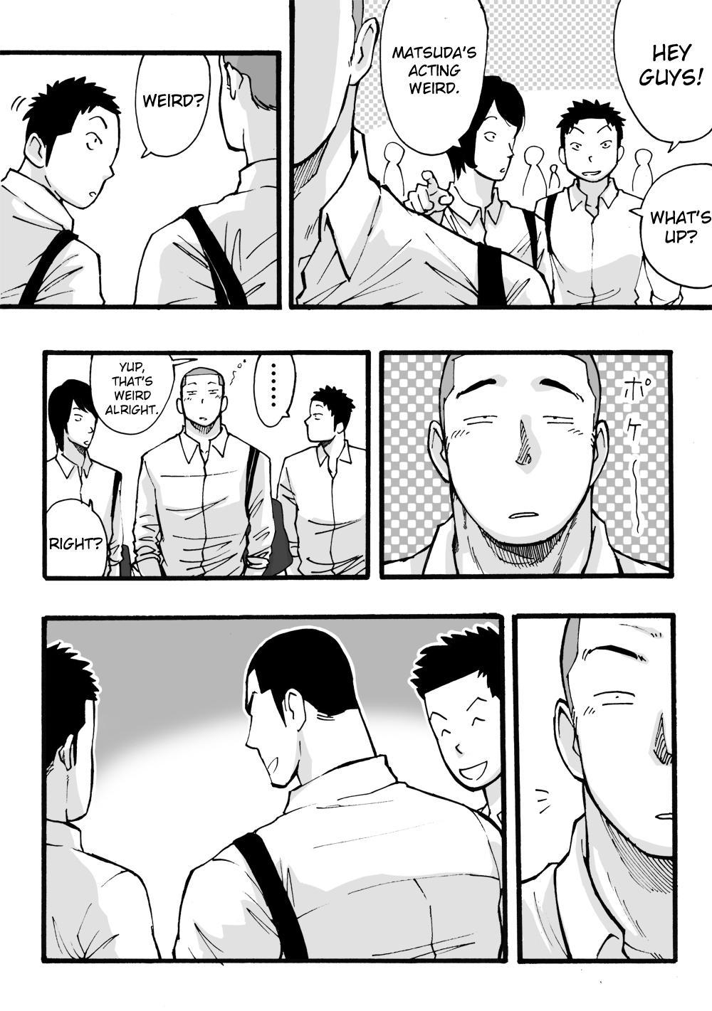 [Akahachi] Motemote Yakyuubu Otoko [Kouhen] | Popular Baseball Club Boys (Part Two) [English] [Papatez] 46