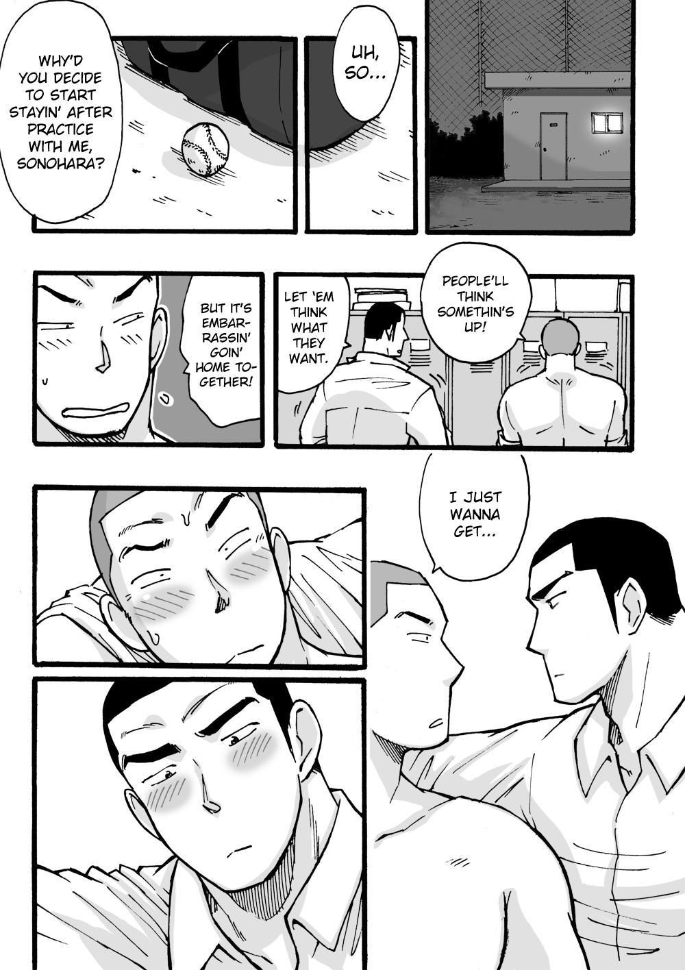 [Akahachi] Motemote Yakyuubu Otoko [Kouhen] | Popular Baseball Club Boys (Part Two) [English] [Papatez] 51