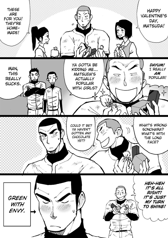 [Akahachi] Motemote Yakyuubu Otoko [Kouhen] | Popular Baseball Club Boys (Part Two) [English] [Papatez] 56