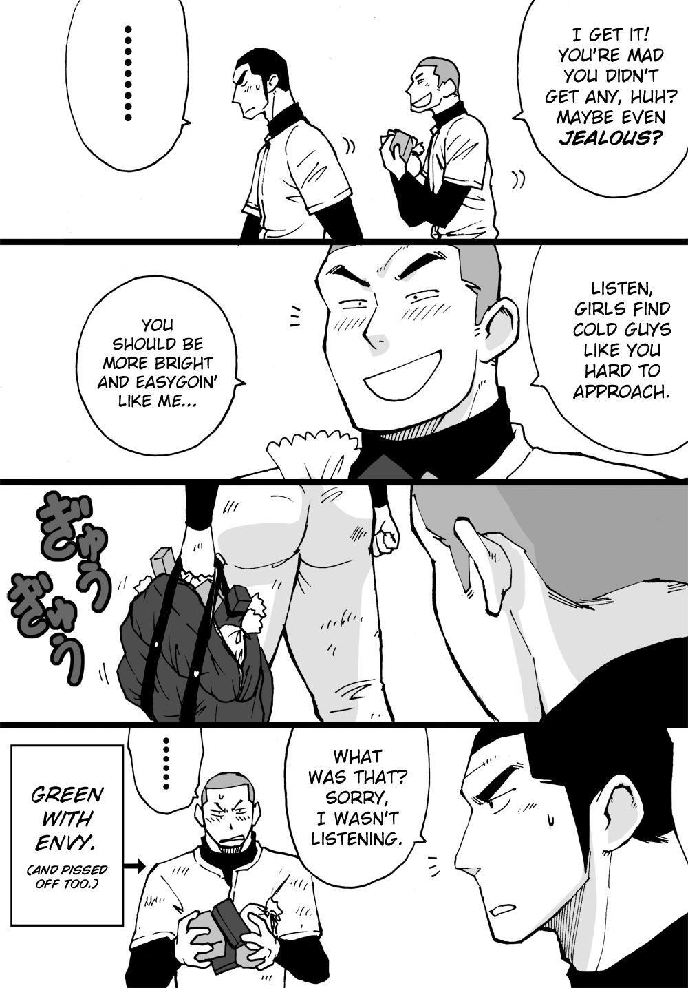 [Akahachi] Motemote Yakyuubu Otoko [Kouhen] | Popular Baseball Club Boys (Part Two) [English] [Papatez] 57