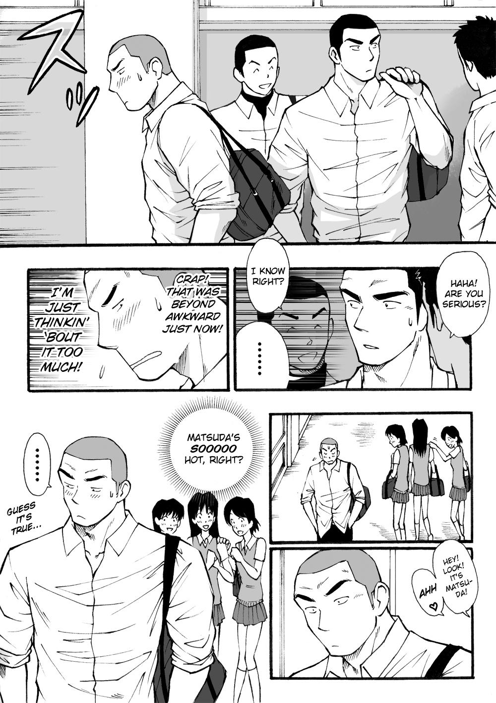 [Akahachi] Motemote Yakyuubu Otoko [Kouhen] | Popular Baseball Club Boys (Part Two) [English] [Papatez] 8