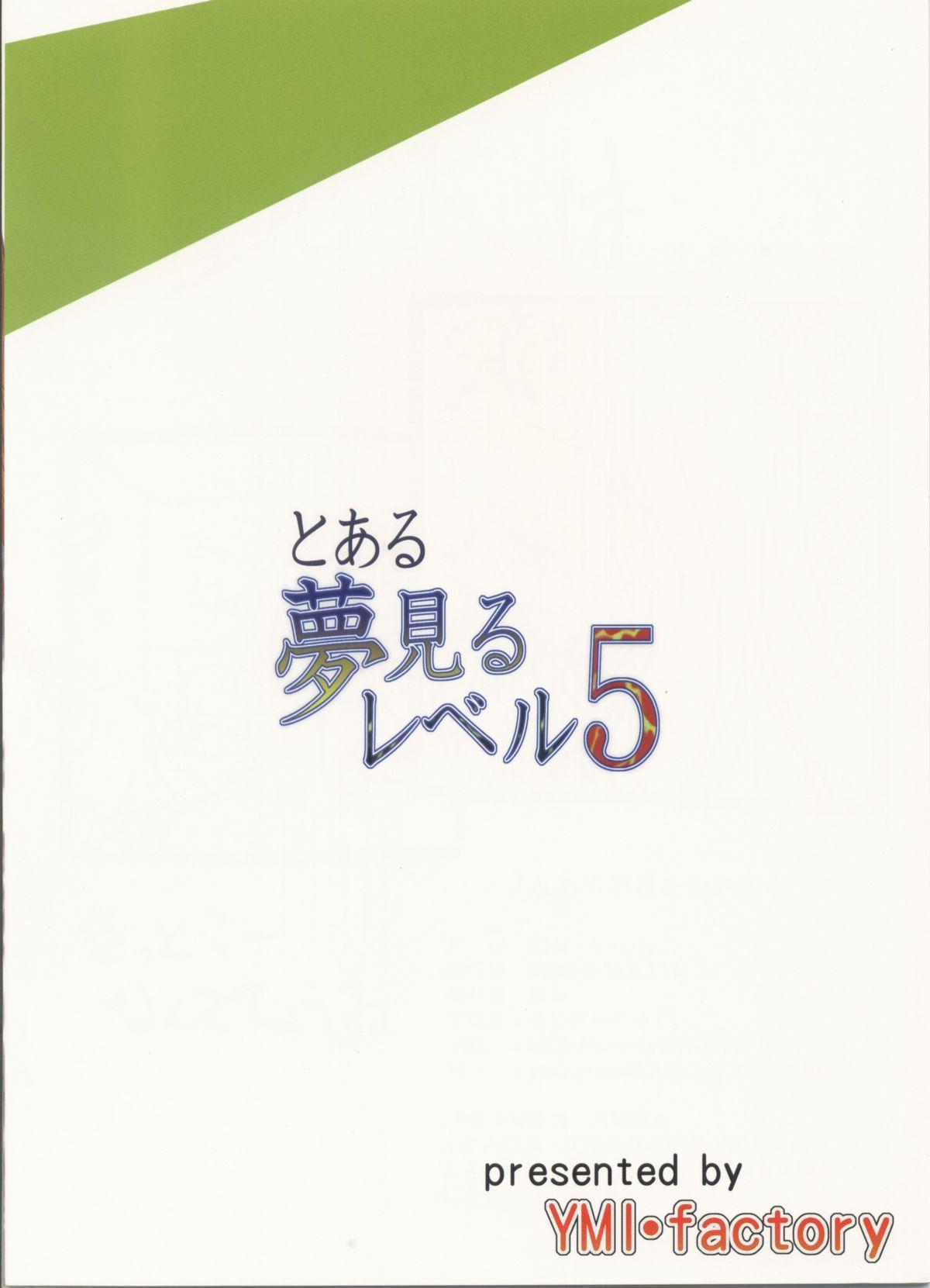 Toaru Yumemiru Level 5 21